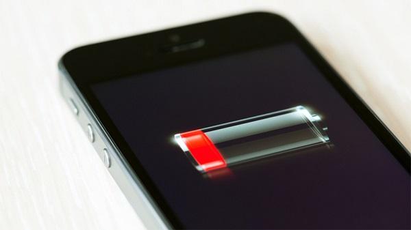 iPhone バッテリーについて