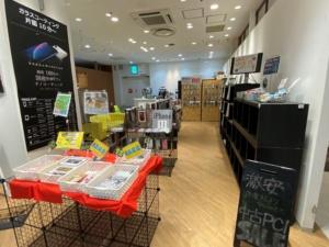 千葉市稲毛でiPhone修理ならモバファームイオンマリンピア千葉稲毛店の店舗外装